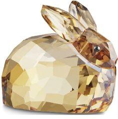Hare - Swarovski Crystal Figurine.
