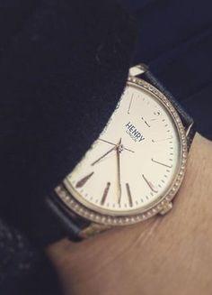 À vendre sur #vintedfrance ! http://www.vinted.fr/accessoires/montres/48778052-montre-henry-london