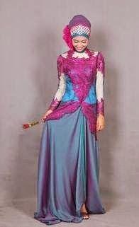 45 Gambar Model Kebaya Muslim Modern Dan Terbaru Ayeey Com Model