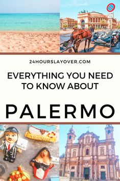From the food to the weather, the people, the beaches, the architecture, the cost of living and safety - find out what living in Palermo is really like! Verona Italy, Puglia Italy, Venice Italy, Places To Travel, Places To Go, Travel Destinations, Palermo Italy, Places In Italy, Lake Garda