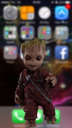 Groot Guardians Of The Galaxy Wallpapers Hd Desktop And Mobile