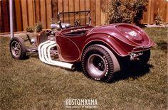"This is a #1932AustinBantamHotRod that Ron Maxwell of Salt Lake City Utah built in 1964 after he sold his channeled 1934 Ford coupe. ""The 1932 Austin Bantam was featured in Hot Rod Magazine with Craig Breedloves Spirit of America on the Bonneville Salt Flats."" Pretty wild! #SaltLakeCityHotRod #UtahHotRod #Kustomrama #roddersjournal #hamb #hopuplive #gasolinemagazine"