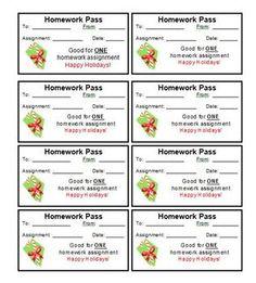 Customizable homework pass - Esthetician resume help