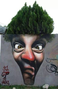 Amazing Street Art Installations That Cleverly Interact With.- Amazing Street Art Installations That Cleverly Interact With Nature, Amazing Street Art Installations That Cleverly Interact With Nature, - 3d Street Art, Murals Street Art, Amazing Street Art, Street Art Graffiti, Mural Art, Street Artists, Amazing Art, Graffiti Artists, Wall Street