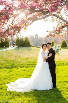 April Wedding in New Jersey at Indian Trail Club, Peonia Atelier, Christie Lee Make-up, Jenny Yoo, @jaeheebridal  @jennyyoo  @menguintux