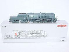 Marklin Digital HO AC DR BR-42 FRANCO CROSTI WWII WAR STEAM LOCOMOTIVE MIB RARE   eBay