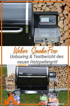 Hier ist er nun, wir haben lange darauf gewartet! Unser neuer im Team: Der Weber SmokeFire Holzpelletgrill 🖤 Der größte Unterschied zu anderen Grillgeräten ist wohl, dass der SmokeFire mit Holzpellets betrieben wird, anstelle der anderen Grills die mit Kohle, Briketts oder Gas erhitzt werden. Der auf Heißluft basierende Pelletsmoker ist aber auch ideal für Low & Slow Grilling (95 °C) und High-Temperature-Jobs (315 °C) geeignet. Ein idealer Allrounder für Grillanfänger und Grillmeiste Bbq, Grilling, Kitchen Appliances, High, Outdoor Decor, Home Decor, Diy Grill, Grill Accessories, Budget Cooking