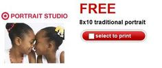 Target Coupons   FREE 8×10 Photo Prints!
