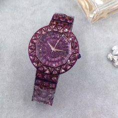 Top Quality Women Watches Luxury Steel Full Rhinestone Wristwatch Lady Crystal Dress Watches Female Quartz Watch montre femme