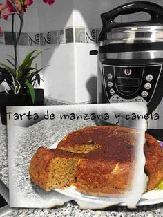 TARTA DE MANZANA Y CANELA en GM D Gm Olla, Baileys, Crockpot, French Toast, Oven, Food And Drink, Coconut, Sweets, Instant Pot