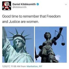 """"""" spectrometon: """" krustybunny: """" acciowine: """" justrollinon: """" bsparrow: """" ashermajestywishes: """" kendralynora: """" so is Victory """" LOVE TRIANGLE """" Don't forget Truth (Coming Out of Her Well to Shame Mankind) """" This must be why the Trump. Feminist Quotes, Feminist Art, Intersectional Feminism, Humanity Restored, Faith In Humanity, Human Rights, Women Empowerment, Girl Power, Equality"""