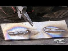 Knowing some of the common mistakes made when MIG welding can help you make your own welds as good as possible. For more welding tips, go to www. Mig Welding Tips, Welding Rods, Welding Process, Diy Welding, Metal Welding, Metal Tools, Welding Crafts, Welding Ideas, Welding For Beginners