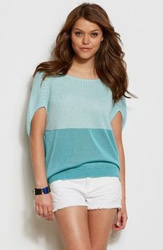 Colorblock Sweater - Sweaters - Sale - Armani Exchange