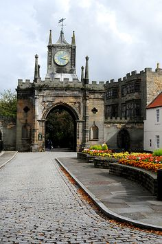 Bishop Auckland by jennatonic.com, via Flickr Auckland Castle, Durham County, Barnard Castle, Bishop Auckland, Terrace Garden, Cumbria, Newcastle, Great Britain, Yorkshire