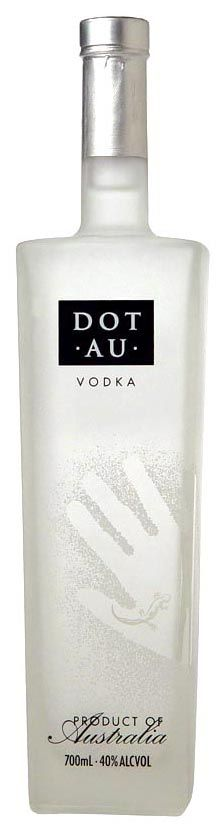 Dot AU Vodka http://korsvodka.com cool Aussie #vodka #packaging PD