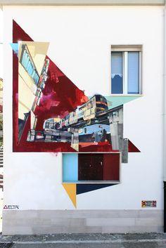 ∆elta  Walter Molli x Willoke Streetart Festival