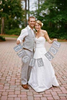 Thank you card idea    http://www.stylemepretty.com/2012/08/20/lexington-wedding-from-virgil-bunao-fine-art-weddings/