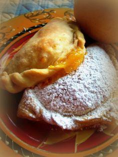 Lemon Curd Toasted Coconut Empanadas | Hispanic Kitchen