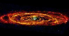 Herschel Completes Its Cool Journey in Space