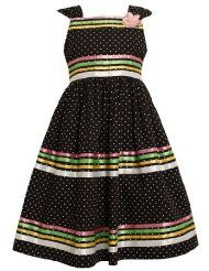 Bonnie Jean Girls 7-16 Dot Print Dress with Multi Color Ribbons  Clothing - Up to 40 Off Dresses - End promotion Mar 21, 2012 http://www.amazon.com/l/4642811011/?_encoding=UTF8&tag=toy.model.collection.hobby-20&linkCode=ur2&camp=1789&creative=9325 $42.00