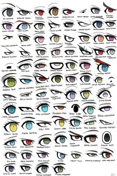'Danganronpa Eyes' Poster by Quixilvrr - drawing tips Eye Drawing Tutorials, Drawing Tips, Art Tutorials, Drawing Ideas, Drawing Process, Drawing Drawing, Drawing Techniques, Drawing Hands, Hair Styles Drawing