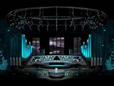 25 Creative and Beautiful Stage Design examples from around the ...