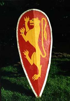 Furor Normannicus - Norman Re-enactment 1170-1200 Medieval Knight, Medieval Armor, Norman Shield, 11th Century, Royal Navy, Kite, Porsche Logo, Swords, Knights