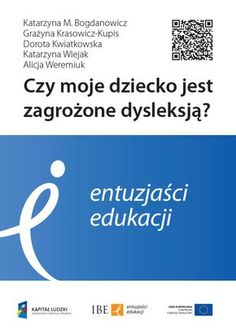 Dysleksja Broszura Education, Speech Language Therapy, Educational Illustrations, Learning, Onderwijs, Studying