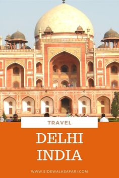 Travel Delhi and discover the best things to do in India. India Travel, Us Travel, Travel Around The World, Around The Worlds, Stuff To Do, Things To Do, Delhi India, Incredible India, The Incredibles