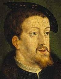 Gent, Oost-Vlaanderen België In 1500 is Karel V geboren.