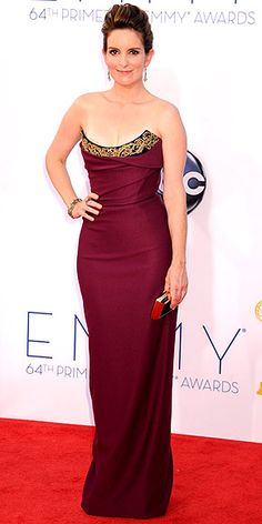 Tina Fey may just have won the Emmys red carpet - but check out our best dressed gallery to see if you agree. http://www.people.com/people/package/gallery/0,,20304925_20626606,00.html