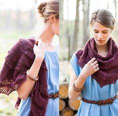 New Favorites: Frida, Frida, Frida // oh how i love this shawl