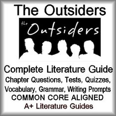 The Outsiders - Ms. Morton's Website