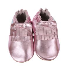 Robeez - Mackenzie Moccasin Baby Shoes, $30.00 (https://www.myrobeez.com/mackenzie-moccasin-baby-shoes/)