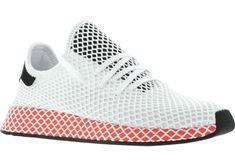 hot sale online 031fa 34e31 adidas Deerupt Runner White. Superstars Shoes ...