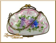 Lilac & Ribbons Handbag (Retired)