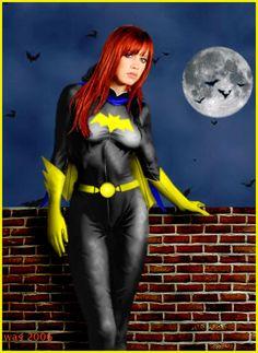 Alexsz Johnson as Batgirl