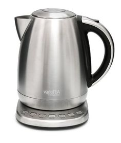 Adagio Teas 57 oz. varieTEA Variable Temperature Electric Kettle ** Continue to the product at the image link.