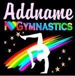 Awesome personalized Gymnastics designs available on Tees, Apparel and Gifts. http://www.cafepress.com/sportsstar/10114301 #Gymnastics #Gymnast #WomensGymnastics #Gymnastgift #Lovegymnastics #Gymnasticstowel #PersonalizedGymnast