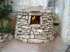 Ideias para o forno a lenha #Ibisco