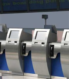 #Kiosk Usage:- Underground and rail transport, entertainment and sports events. Self-service check-in kiosks are well established at airport. #TucanaGlobalTechnology #Manufacturer