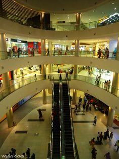 Phoenix Marketcity Mall.