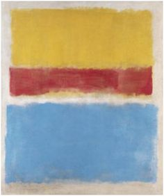 Improve your paintings, watercolors and pastels. Check out these free lessons on color theory and color mixing from top artists and art magazines ( Painting: Mark Rothko, Art.com )