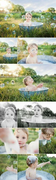 Trendy baby bath pictures in bathroom fun Ideas Photo Bb, Kind Photo, Jolie Photo, Toddler Photos, Boy Photos, Cute Photos, Cute Pictures, Pretty Photos, Nature Pictures