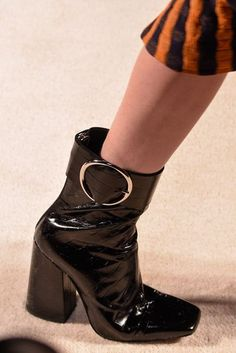 Autumn/Winter Shoe Trends | British Vogue