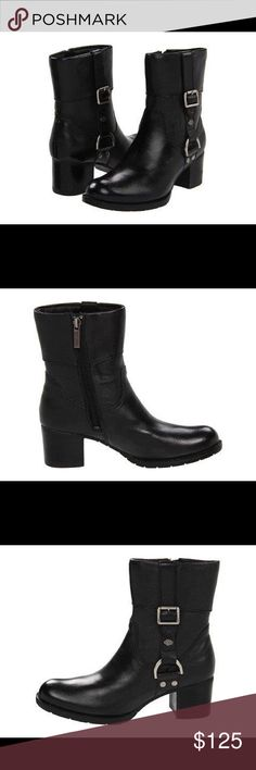 Harley Davidson Boots Nearly brand new. Worn once. Size 6.5. Harley-Davidson Shoes Ankle Boots & Booties