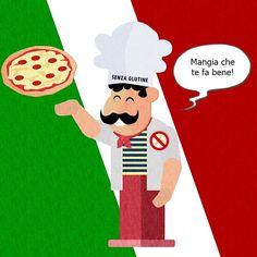 Vai para a Itália e quer comer uma Pizza sem Glúten? Conheça o site especializado em pizzarias que oferecem pizza sem glúten em todo território italiano!   Confira no Blog do Empório Ecco!