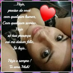 Meu amor!