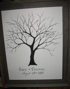 August and After: DIY ideas : tree