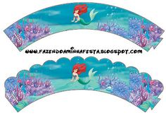 Making My Party!: Little Mermaid - Complete Kit